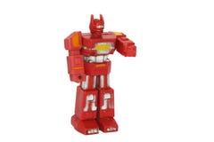 Toy Robot Stock Foto's