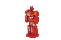 Toy Robot Royaltyfria Foton