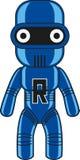 Toy Robot illustration libre de droits