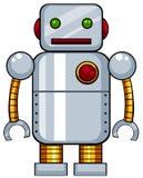 Toy robot vector illustration