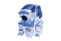 Toy Robot Dog. On Isolated White Background royalty free stock images