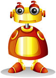 A toy robot Royalty Free Stock Photos