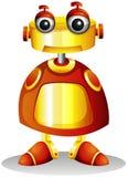 A toy robot Royalty Free Stock Photos