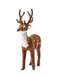 Toy roe deer fawn isolated Royalty Free Stock Images