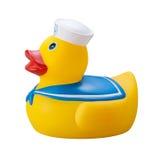 Toy Rubber Duck aisló Foto de archivo libre de regalías