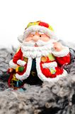 A toy Santa Claus Royalty Free Stock Photography