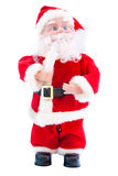 Toy santa claus Royalty Free Stock Photos