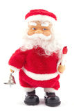 Toy santa claus Royalty Free Stock Image