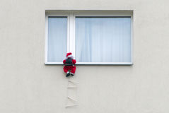 Toy Santa Claus. Royalty Free Stock Photography