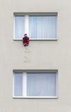 Toy Santa Claus. Stock Photos