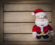 Toy Santa Claus Stock Images