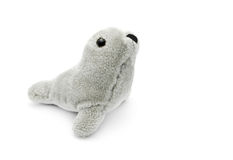 Toy seal Stock Photo