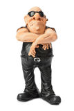 Toy security guard Stock Image