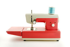 Toy sewing machine Stock Photography
