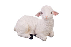 Toy sheep Royalty Free Stock Photos