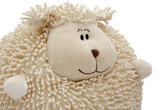 Toy Sheep Stock Photography