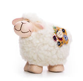 Toy sheep Stock Photos