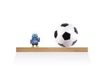 Toy Shelf Stock Photo