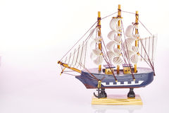 Toy ship Stock Photos