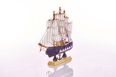 Toy ship Royalty Free Stock Image