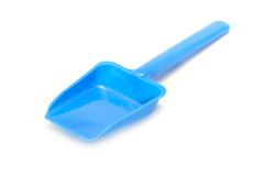 Toy Shovel Royalty Free Stock Images