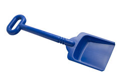 Toy shovel | Isolated Royalty Free Stock Image