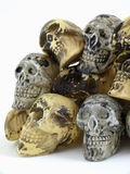 Toy Skull Formation Stock Image