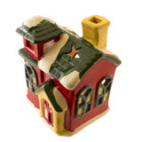 Toy small house Royalty Free Stock Photo