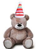 Toy soft teddy bear Stock Image