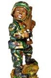 Toy Soldier Fotografía de archivo libre de regalías