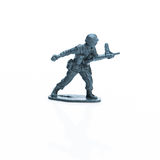 Toy Soldier Fotos de Stock Royalty Free