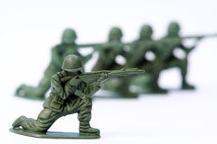 Toy Soldier Royalty Free Stock Photos