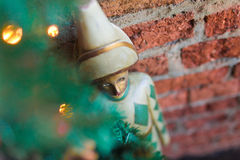 Toy Soldier Christmas Stock Photography