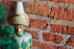 Toy Soldier Christmas Stock Image