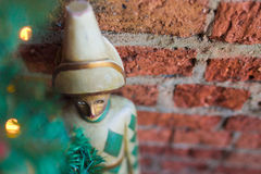 Toy Soldier Christmas  Royalty Free Stock Photo