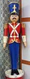 ` Toy Soldier da quebra-nozes do ` Foto de Stock