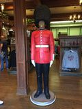 The Toy Soldier, Epcot UK Stock Images