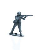 Toy soldier three Stock Photos