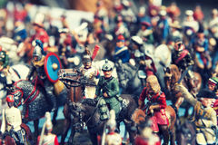 Toy soldier vintage Royalty Free Stock Image
