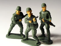 Free Toy Soldiers Royalty Free Stock Image - 68546