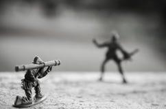 Toy Soldiers images libres de droits
