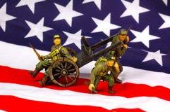 Toy Soldiers 3 photo libre de droits