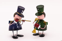 Toy soldiers Royalty Free Stock Photos