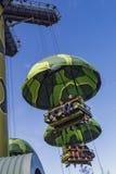 Disneyland Paris - Toy Soldiers Parachute Drop Stock Photo