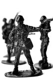 Toy Soldiers War Photo libre de droits