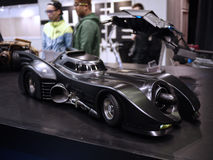 TOY SOUL 2015 Batmobile Royalty Free Stock Photography