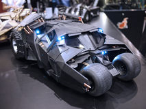 TOY SOUL 2015 Batmobile Stock Photos