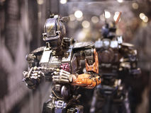 TOY SOUL 2015 3A figure chappie Stock Image