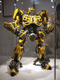 TOY SOUL 2015 Transformer BUMBLEBEE Stock Images