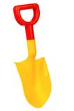 Toy spade Stock Photography